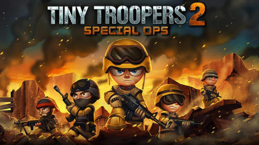 Tiny troopers 2: Special ops обложка