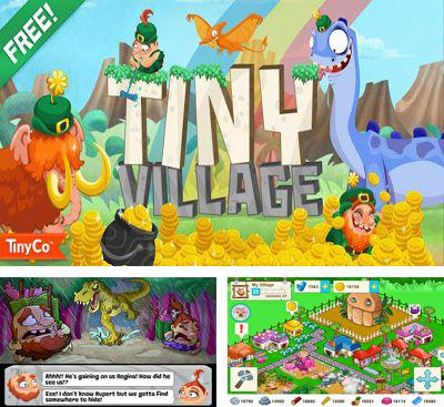 In addition to the game Aqua city: Fish empires for Android phones and tablets, you can also download Tiny Village for free.