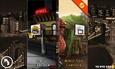 Tip-Off Basketball screenshot 1