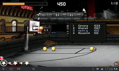 Tip-Off Basketball screenshot 5