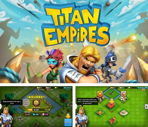 In addition to the game Friendly Fire! for Android phones and tablets, you can also download Titan empires for free.