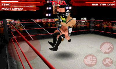 Get full version of Android apk app TNA Wrestling iMPACT for tablet and phone.