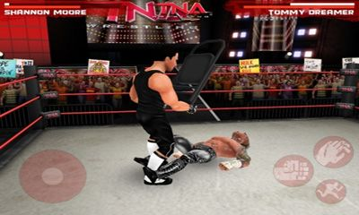 TNA Wrestling iMPACT screenshot 4