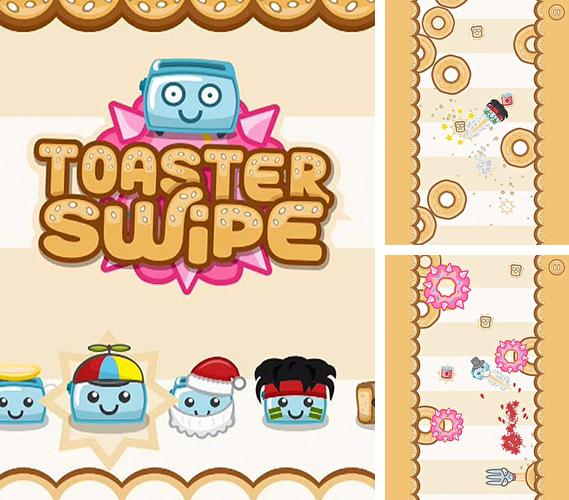 Toaster dash: Fun jumping game