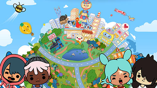 Toca life: World screenshot 2