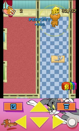 Tom and Jerry: Mouse maze für Android spielen. Spiel Tom and Jerry: Mäuse-Labyrinth kostenloser Download.