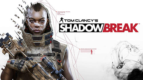Tom Clancy's shadowbreak poster