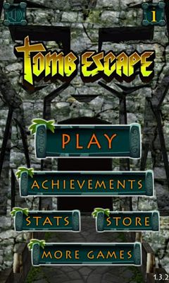 Tomb Escape poster