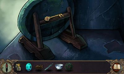 Screenshots of the Tomb Escape for Android tablet, phone.