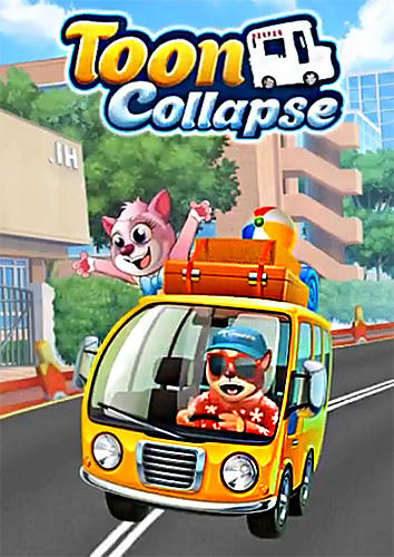 Toon collapse blast: Physics puzzles poster