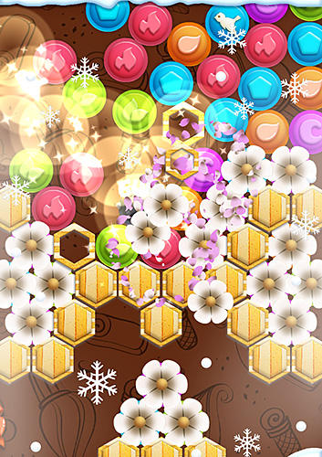 Toon collapse blast: Physics puzzles screenshot 2