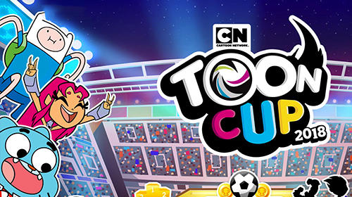 Toon cup 2018: Cartoon network's football game обложка