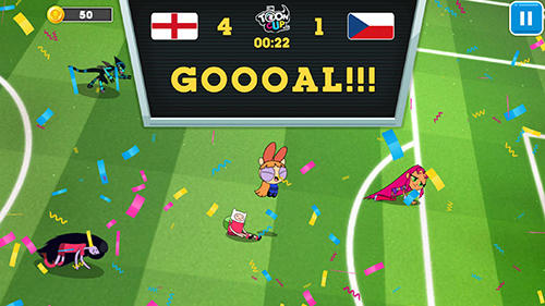 Toon cup 2018: Cartoon network's football game