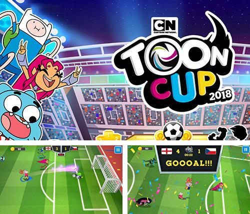 In addition to the game Gods vs humans for Android phones and tablets, you can also download Toon cup 2018: Cartoon network's football game for free.