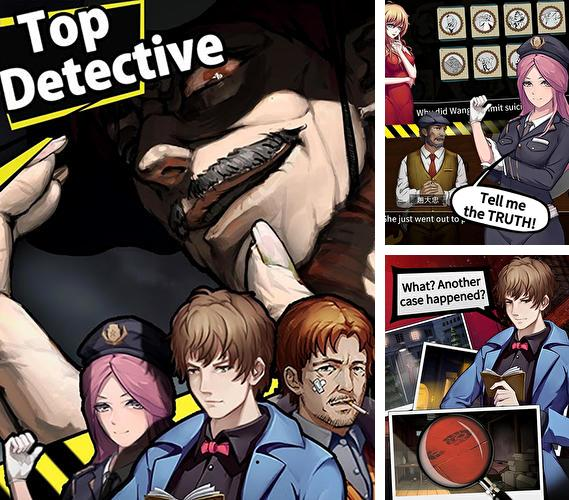 Top detective: Criminal case puzzle games