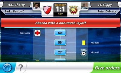 Get full version of Android apk app Top Eleven for tablet and phone.