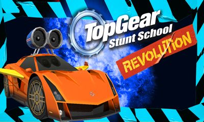 Top Gear Stunt School Revolution poster
