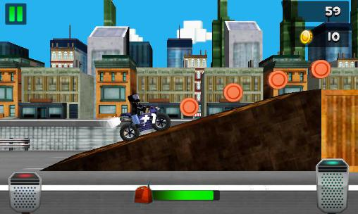 Скачати гру Top motorcycle climb racing 3D на Андроїд телефон і планшет.