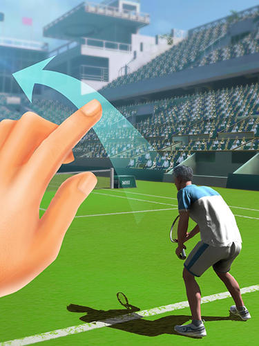 Kostenloses Android-Game Top Shot 3D: Tennis-Spiele 2018. Vollversion der Android-apk-App Hirschjäger: Die Top shot 3D: Tennis games 2018 für Tablets und Telefone.