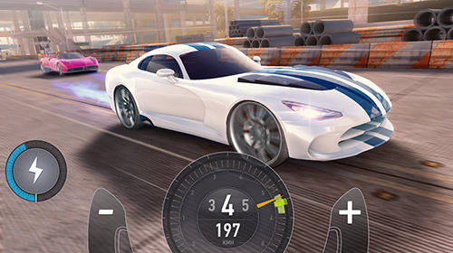 Screenshots von Top speed 2: Drag rivals and nitro racing für Android-Tablet, Smartphone.