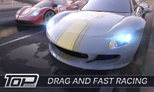 Top speed: Drag and fast racing experience обложка