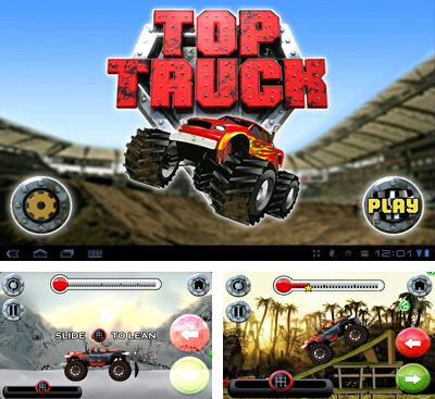 In addition to the game Zombie City Escape for Android phones and tablets, you can also download Top Truck for free.