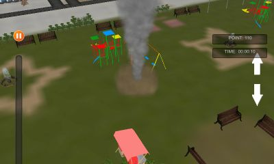 Tornado screenshot 2