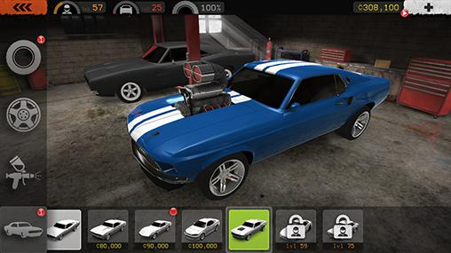 Screenshots von Torque burnout für Android-Tablet, Smartphone.