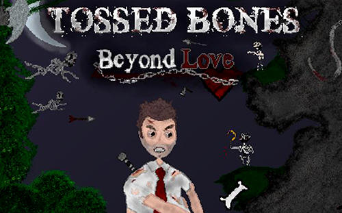 Tossed bones: Beyond love adventure platformer poster