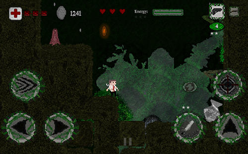 Tossed bones: Beyond love adventure platformer screenshot 2
