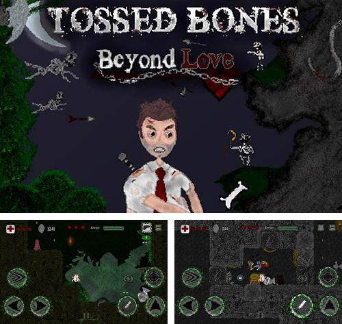 Tossed bones: Beyond love adventure platformer