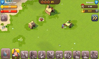 Screenshots von Total conquest für Android-Tablet, Smartphone.