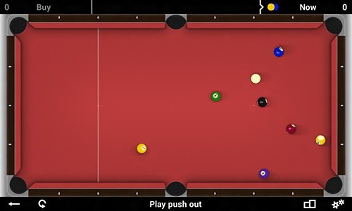 Screenshots von Total pool classic für Android-Tablet, Smartphone.