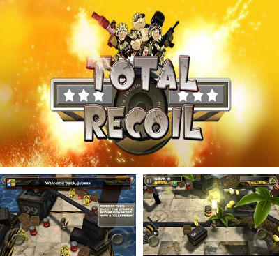 In addition to the game Steel Storm One for Android phones and tablets, you can also download Total Recoil for free.