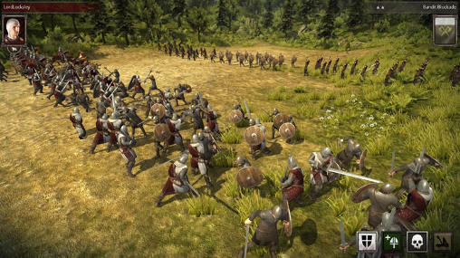 Screenshots von Total war battles: Kingdoms für Android-Tablet, Smartphone.