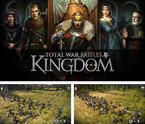 In addition to the game Total War Battles: Shogun for Android phones and tablets, you can also download Total war battles: Kingdoms for free.