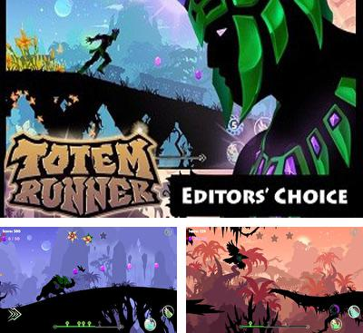 In addition to the game Run, Time Chicken! for Android phones and tablets, you can also download Totem Runner for free.
