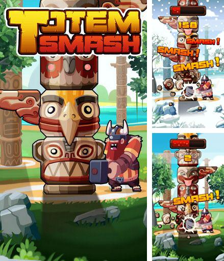 In addition to the game Monster Cups for Android phones and tablets, you can also download Totem smash for free.