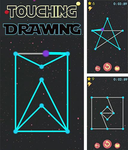 Touching drawing