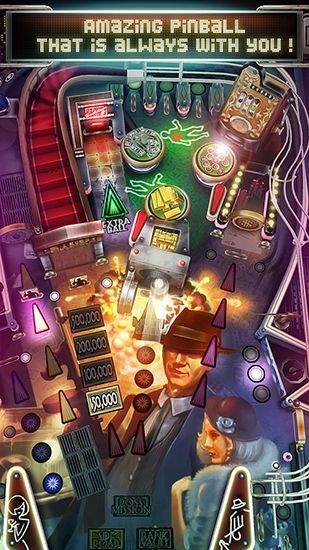 Tough nuts: Pinball screenshot 3