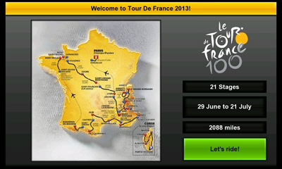 Tour de France 2013 - The Game screenshot 1