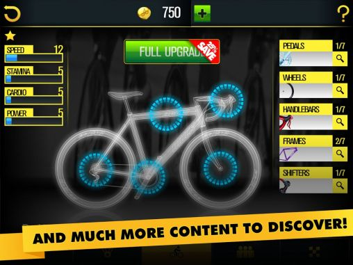 Tour de France 2014: The game screenshot 2
