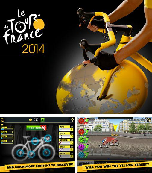 In addition to the game Rugby Nations 2011 for Android phones and tablets, you can also download Tour de France 2014: The game for free.