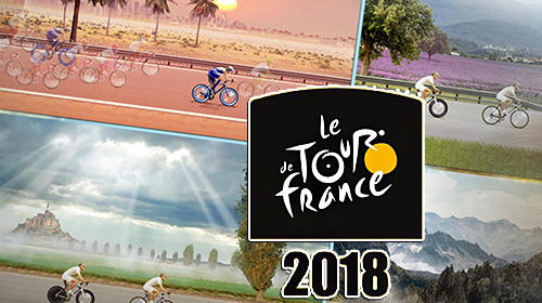 Tour de France 2018: Official bicycle racing game обложка