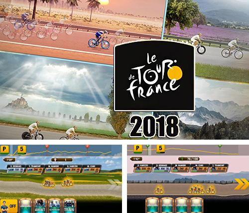 Tour de France 2018: Official bicycle racing game