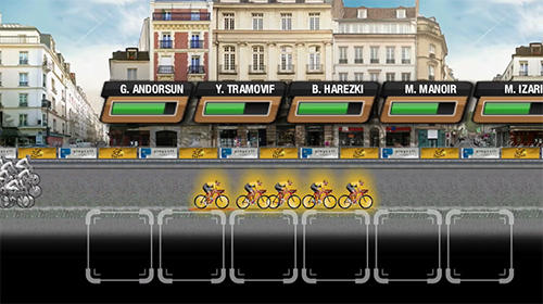 Гра Tour de France 2019: Official game. Sports manager на Android - повна версія.