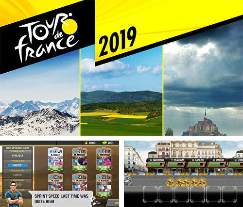 Tour de France 2019: Official game. Sports manager