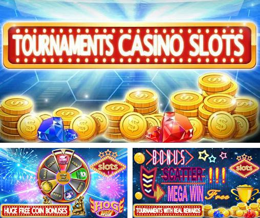 Tournaments casino slots: Win vouchers