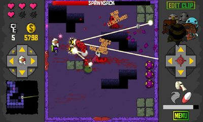 Screenshots von Towelfight 2 für Android-Tablet, Smartphone.