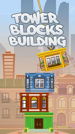 Tower blocks building pro